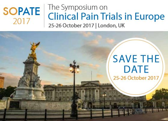 The EuroPainClinics® epiduroscopy study was presented at the SOPATE 2017 Symposium in London