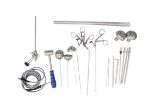 MAXMORE endoscopic spine system